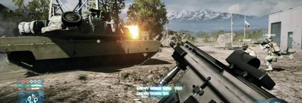 Первый турнир по Battlefield 3 на PAX