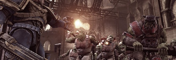 Рекламные ролики демо Warhammer 40k: Space Marine