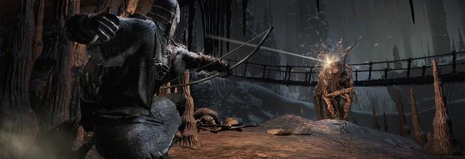 Dark Souls 3 использует систему освещения Bloodborne