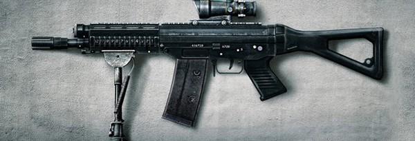 Кастомизация оружия в Battlefield 3: тысячи вариаций