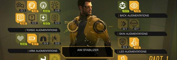 Билды аугментаций для Deus Ex: Human Revolution – часть 1