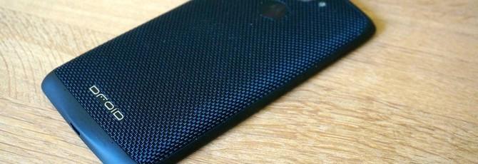 Motorola представила сверхпрочный смартфон