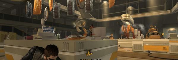Прохождение Deus Ex: Human Revolution - Миссия 2