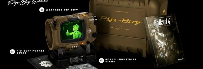 Распаковка коллекционного издания Fallout 4 с Pip-Boy