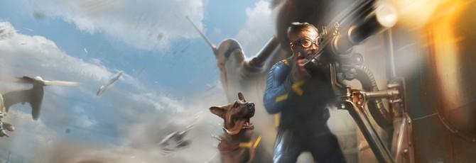 Каким будет ваш первый персонаж в Fallout 4?