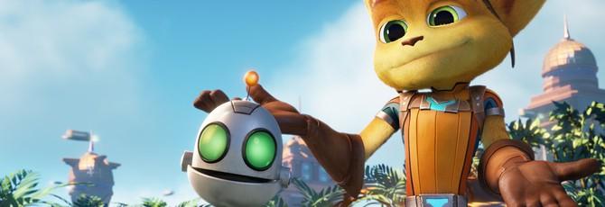 2 минуты Ratchet & Clank с Paris Games Week