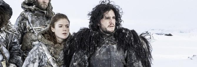 Русский трейлер Game of Thrones