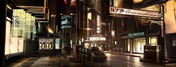 Прохождение Deus Ex: Human Revolution – Детройт 1