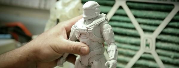 Как делают экшен-фигурки Halo