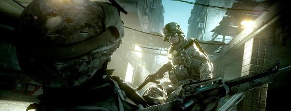 Battlefield 3 без морального выбора
