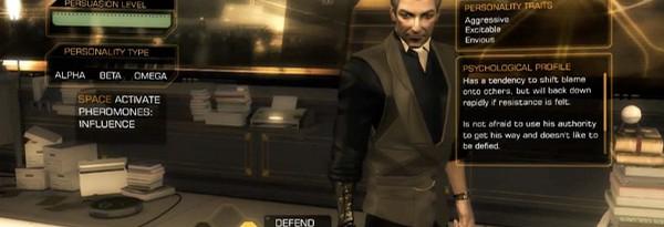 Гайд Deus Ex: Human Revolution – диалоги