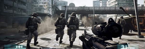 7 часов геймплея в одиночной кампании Battlefield 3