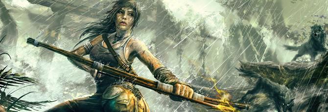 Digital Foundry поделилась впечатлениями о Rise of the Tomb Raider