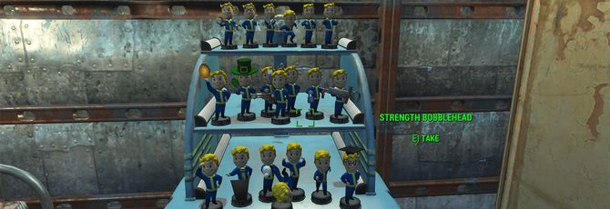 Гайд Fallout 4: Локации пупсов