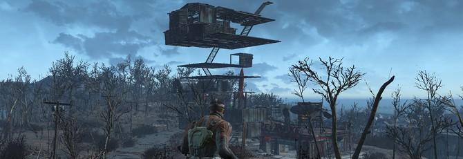 Гайд Fallout 4: Локации поселений и настройка торговых путей