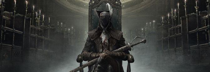 Новое геймплейное видео Bloodborne: The Old Hunters