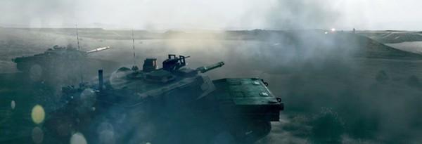 Фанатский трейлер Battlefield 3