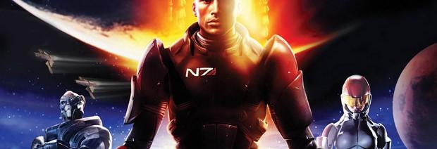 Сюжет Mass Effect 2