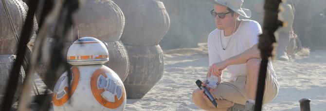 Производство Star Wars: The Force Awakens почти завершено