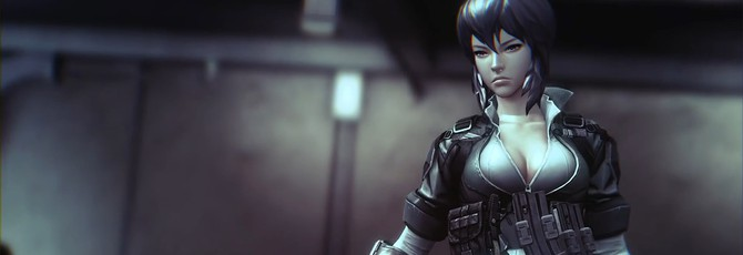 Ghost in the Shell: SAC выйдет в Steam