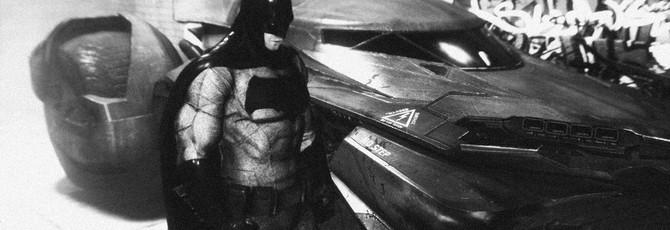 Бэтмен из Dawn of Justice в Arkham Knight