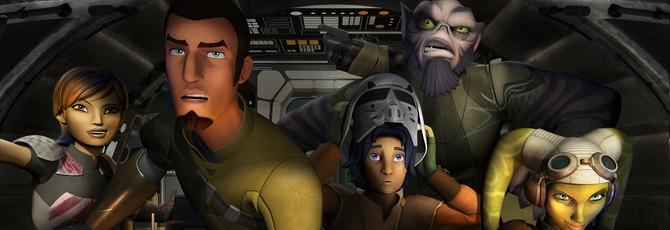 Star Wars Rebels получат третий сезон