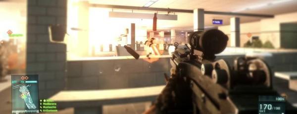 DICE об ограничениях разрушаемости в Battlefield 3