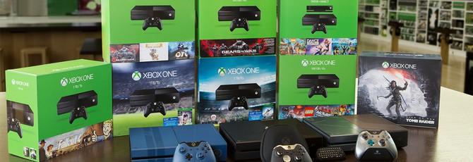 Microsoft: Xbox One поставила рекорд продаж в США во время Черной Пятницы