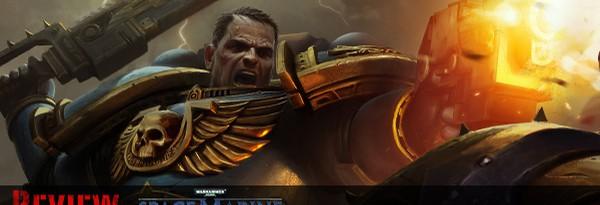 Обзоры Warhammer 40k: Space Marine