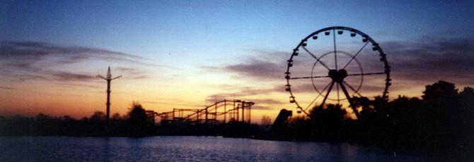 Если бы парк из Rollercoaster Tycoon был реален