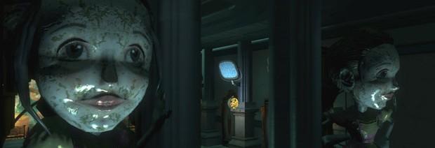 Скриншоты BioShock 2
