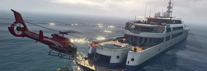 На следующей неделе выходит дополнение «GTA Online: Большие люди и другие бандиты»