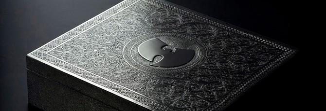 Альбом Wu-Tang за $2 миллиона могут легально украсть члены коллектива... и/или Билл Мюррей