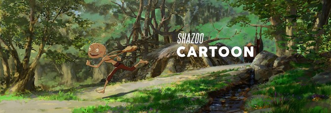 ShaToon: Волшебный лес