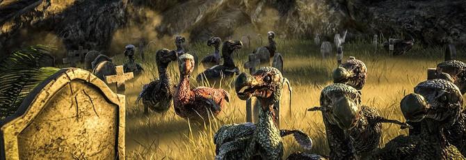 Сравнение графики Ark: Survival Evolved на PC и Xbox One
