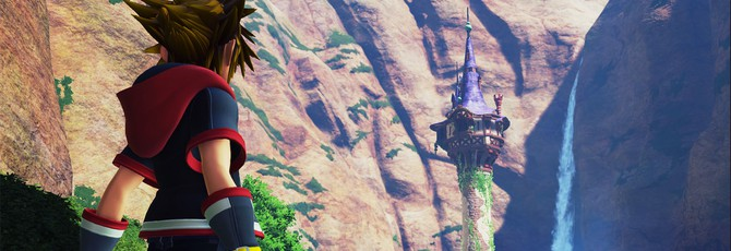 Новые трейлеры Kingdom Hearts III Kingdom Hearts 2.8