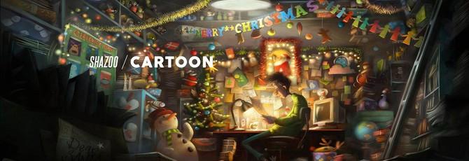 ShaToon: Секретная служба Санта-Клауса