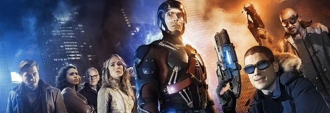 Новый трейлер сериала Legends of Tomorrow