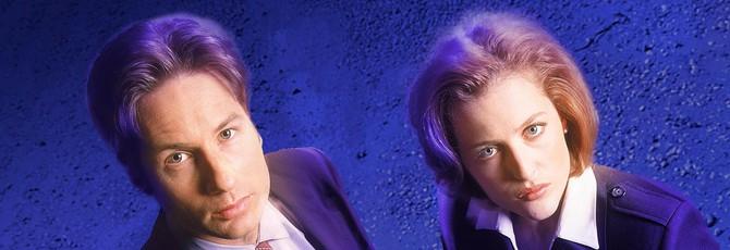 Первая минута новых The X-Files
