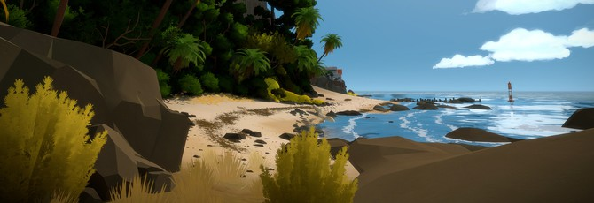 The Witness доступна для предзаказа в Steam