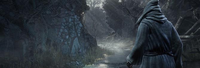 Новые геймплейные кадры Dark Souls III — Лук и кинжал