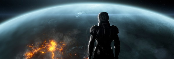Детали фильма Mass Effect