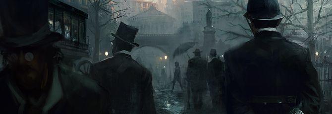 Потрясающие арты к DLC Assassin's Creed: Syndicate — Jack the Ripper