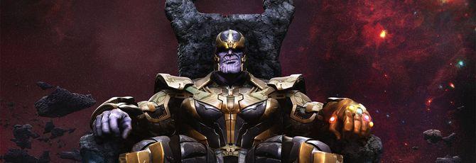 Guardians of the Galaxy vol. 2 без Таноса