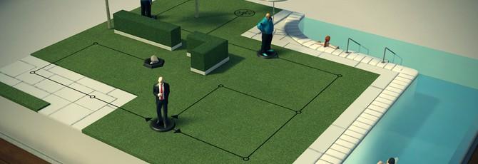 Hitman GO выйдет на PC и PS4
