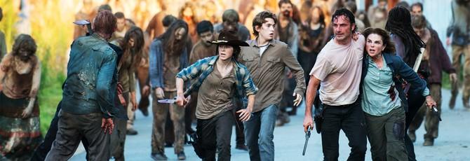 Возвращение The Walking Dead: Новое кровавое начало
