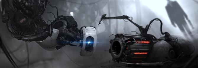 Portal vs Half-Life в фанатском видео