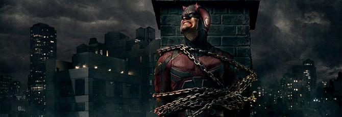 Daredevil в цепях — новый тизер