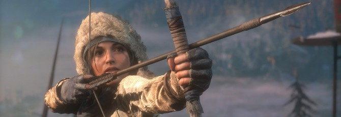 Продажи Rise of the Tomb Raider на PC обошли Xbox One