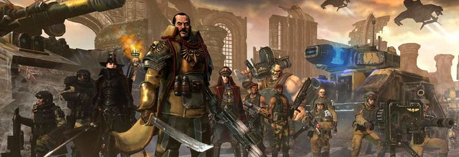 Necron Overlord для режима Last Stand в Dawn of War 2